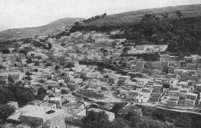 Как изменились города Израиля за последние 100 лет