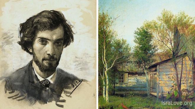 Пейзажи Левитана ближе к музыке, чем к живописи