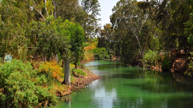 Все, что нам известно о реке Иордан