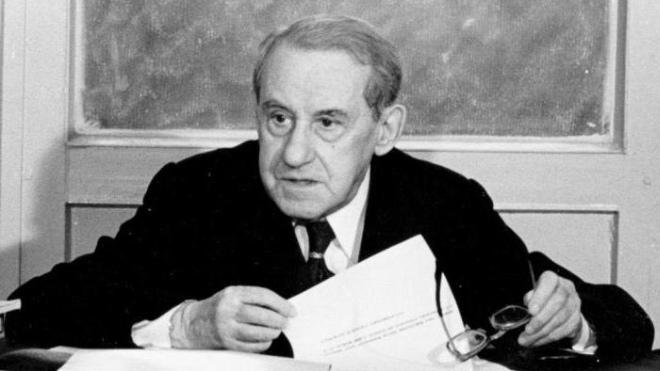 Профессор Розенталь: «Русский язык мне не родной»