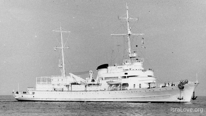 Яхта Гитлера, которую взорвал еврей