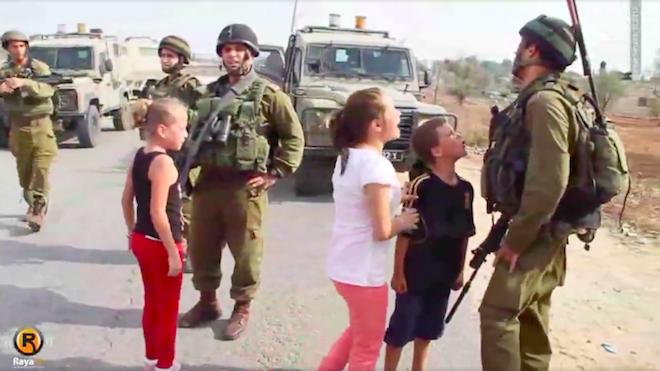 Картинки по запросу арабские дети израильский солдат