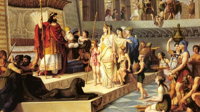Правила жизни великого царя Соломона